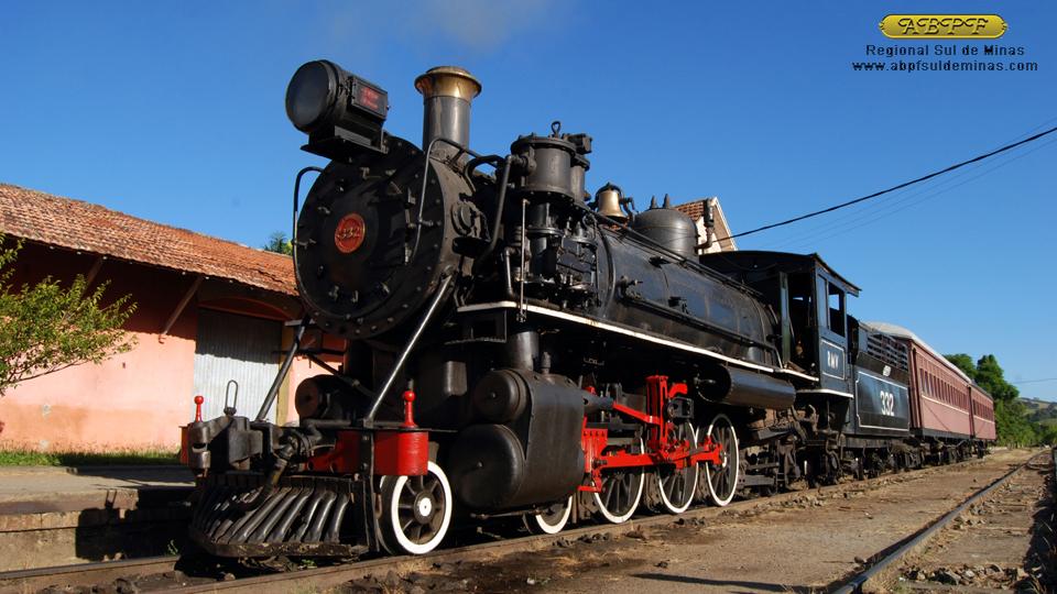 Trem da Serra da Mantiqueira - Passa Quatro MG