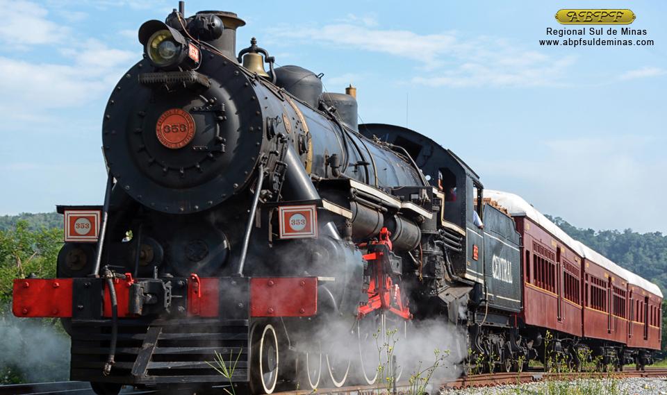 Trem de Guararema - Guararema SP